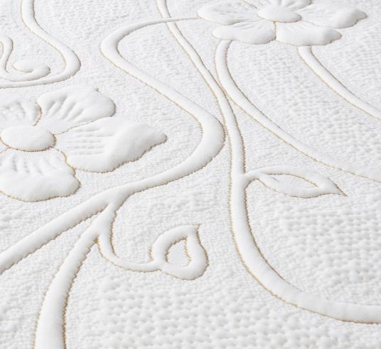 穗寶康床墊-FB美式電動床-純棉包紗布